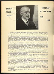 Page 6, 1962 Edition, Charles F Adams (DDG 2) - Naval Cruise Book online yearbook collection
