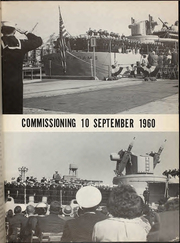 Page 7, 1962 Edition, Charles F Adams (DDG 2) - Naval Cruise Book online yearbook collection