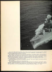 Page 8, 1962 Edition, Charles F Adams (DDG 2) - Naval Cruise Book online yearbook collection