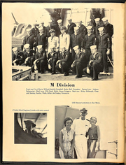 Page 14, 1962 Edition, Charles S Sperry (DD 697) - Naval Cruise Book online yearbook collection