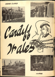 Page 14, 1953 Edition, Charles P Cecil (DDR 835) - Naval Cruise Book online yearbook collection