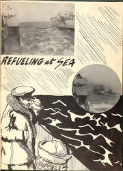 Page 7, 1953 Edition, Charles P Cecil (DDR 835) - Naval Cruise Book online yearbook collection