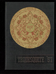 1957 Edition, Riverside College - Tequesquite Yearbook (Riverside, CA)