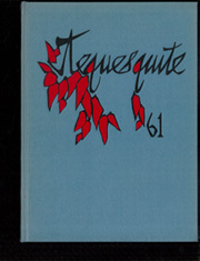 1961 Edition, Riverside College - Tequesquite Yearbook (Riverside, CA)