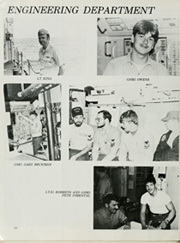 Page 14, 1984 Edition, Clark (FFG 11) - Naval Cruise Book online yearbook collection
