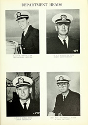 Page 11, 1964 Edition, Cimarron (AO 22 AO 177) - Naval Cruise Book online yearbook collection