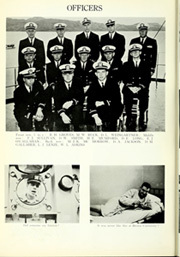 Page 12, 1964 Edition, Cimarron (AO 22 AO 177) - Naval Cruise Book online yearbook collection