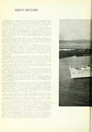 Page 6, 1964 Edition, Cimarron (AO 22 AO 177) - Naval Cruise Book online yearbook collection