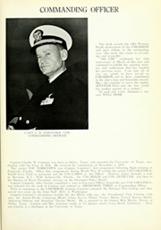 Page 9, 1964 Edition, Cimarron (AO 22 AO 177) - Naval Cruise Book online yearbook collection
