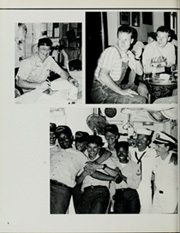 Page 10, 1990 Edition, Cimarron (AO 22 AO 177) - Naval Cruise Book online yearbook collection