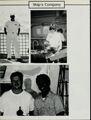 Page 11, 1990 Edition, Cimarron (AO 22 AO 177) - Naval Cruise Book online yearbook collection