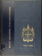 1965 Edition, Claude V Ricketts (DDG 5) - Naval Cruise Book