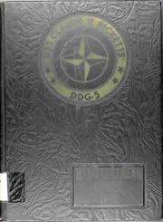 1968 Edition, Claude V Ricketts (DDG 5) - Naval Cruise Book