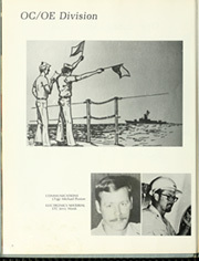 Page 12, 1974 Edition, Claude Jones (DE 1033) - Naval Cruise Book online yearbook collection