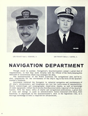 Page 12, 1967 Edition, Cleveland (LPD 7 CL 55) - Naval Cruise Book online yearbook collection