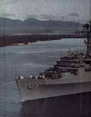 Page 2, 1967 Edition, Cleveland (LPD 7 CL 55) - Naval Cruise Book online yearbook collection