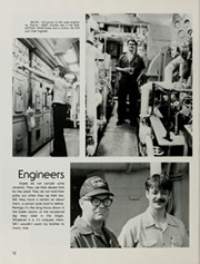 Page 16, 1984 Edition, Cleveland (LPD 7 CL 55) - Naval Cruise Book online yearbook collection