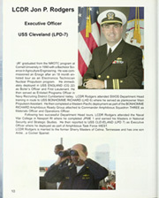 Page 16, 2003 Edition, Cleveland (LPD 7 CL 55) - Naval Cruise Book online yearbook collection
