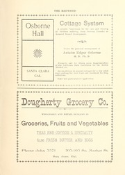 Page 7, 1906 Edition, University of Santa Clara - Redwood Yearbook (Santa Clara, CA) online yearbook collection