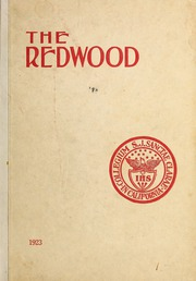Page 1, 1923 Edition, University of Santa Clara - Redwood Yearbook (Santa Clara, CA) online yearbook collection