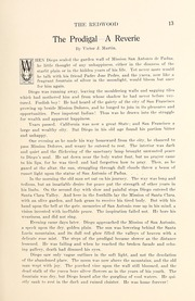 Page 17, 1923 Edition, University of Santa Clara - Redwood Yearbook (Santa Clara, CA) online yearbook collection