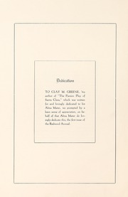 Page 8, 1923 Edition, University of Santa Clara - Redwood Yearbook (Santa Clara, CA) online yearbook collection