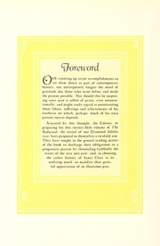 Page 12, 1926 Edition, University of Santa Clara - Redwood Yearbook (Santa Clara, CA) online yearbook collection