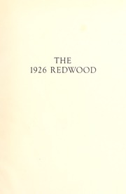 Page 5, 1926 Edition, University of Santa Clara - Redwood Yearbook (Santa Clara, CA) online yearbook collection