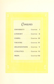 Page 9, 1926 Edition, University of Santa Clara - Redwood Yearbook (Santa Clara, CA) online yearbook collection