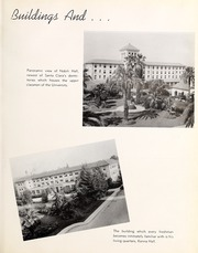 Page 11, 1940 Edition, University of Santa Clara - Redwood Yearbook (Santa Clara, CA) online yearbook collection