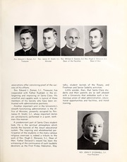 Page 17, 1940 Edition, University of Santa Clara - Redwood Yearbook (Santa Clara, CA) online yearbook collection