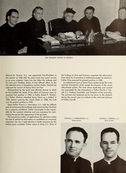 Page 15, 1948 Edition, University of Santa Clara - Redwood Yearbook (Santa Clara, CA) online yearbook collection