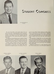 Page 16, 1948 Edition, University of Santa Clara - Redwood Yearbook (Santa Clara, CA) online yearbook collection
