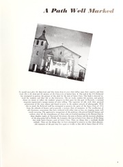 Page 13, 1954 Edition, University of Santa Clara - Redwood Yearbook (Santa Clara, CA) online yearbook collection