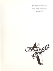 Page 7, 1954 Edition, University of Santa Clara - Redwood Yearbook (Santa Clara, CA) online yearbook collection
