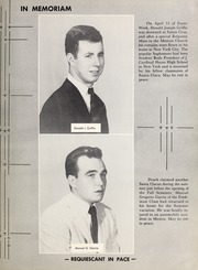 Page 9, 1958 Edition, University of Santa Clara - Redwood Yearbook (Santa Clara, CA) online yearbook collection