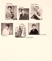 Page 7, 1970 Edition, University of Santa Clara - Redwood Yearbook (Santa Clara, CA) online yearbook collection