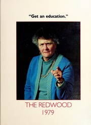 1979 Edition, University of Santa Clara - Redwood Yearbook (Santa Clara, CA)