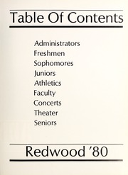 Page 13, 1980 Edition, University of Santa Clara - Redwood Yearbook (Santa Clara, CA) online yearbook collection