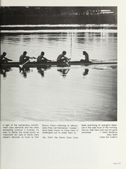 Page 221, 1982 Edition, University of Santa Clara - Redwood Yearbook (Santa Clara, CA) online yearbook collection
