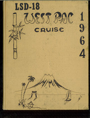 1964 Edition, Colonial (LSD 18) - Naval Cruise Book