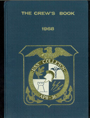 Page 1, 1968 Edition, Colleton (APB 36) - Naval Cruise Book online yearbook collection