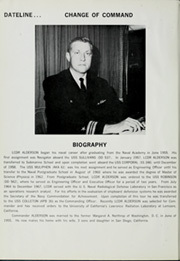 Page 10, 1968 Edition, Colleton (APB 36) - Naval Cruise Book online yearbook collection