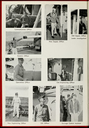 Page 10, 1960 Edition, Cogswell (DD 651) - Naval Cruise Book online yearbook collection