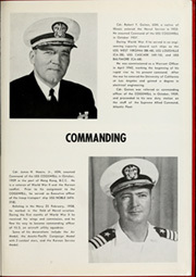 Page 7, 1960 Edition, Cogswell (DD 651) - Naval Cruise Book online yearbook collection