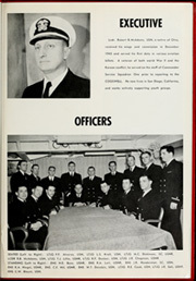 Page 9, 1960 Edition, Cogswell (DD 651) - Naval Cruise Book online yearbook collection