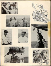 Page 15, 1962 Edition, Cogswell (DD 651) - Naval Cruise Book online yearbook collection