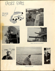 Page 16, 1962 Edition, Cogswell (DD 651) - Naval Cruise Book online yearbook collection