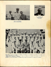Page 17, 1962 Edition, Cogswell (DD 651) - Naval Cruise Book online yearbook collection