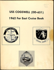 Page 5, 1962 Edition, Cogswell (DD 651) - Naval Cruise Book online yearbook collection